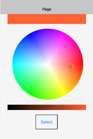 android color picker b4i library class custom view color picker b4x community