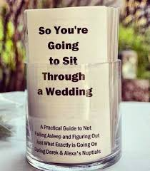 Fun Wedding Programs All About Wedding Programs Let U0027s See What You Are Doing