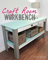Furniture For Craft Room - craft room workbench craft granite and room