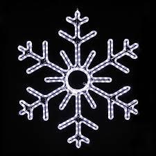 shop lighting specialists 3 ft snowflake outdoor