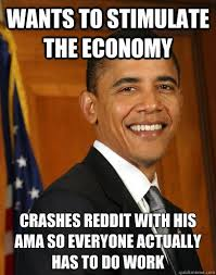 Best Obama Meme - obama breaks reddit with images alyssamaile storify