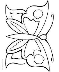 coloring pictures of small butterflies small butterfly coloring pages printable colouring for tiny next