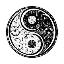 best 25 yin yang tattoos ideas on pinterest yin yang designs