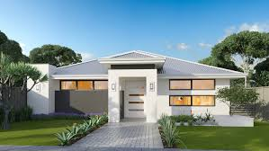 rear garage home designs perth home design