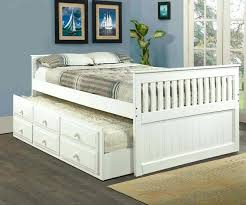 White Daybed With Storage Size Daybed With Storage Size White Metal Daybed