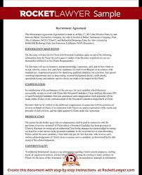 how to make a legal agreement between two parties best resumes