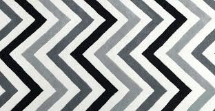 Black Chevron Area Rug Grey Striped Area Rug White Australia Gray Brindle Custom Cowhide