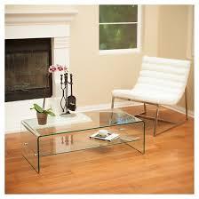 ramona long coffee table glass christopher knight home target