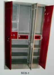 2 door steel cupboard scs 2 in ghatkopar w mumbai