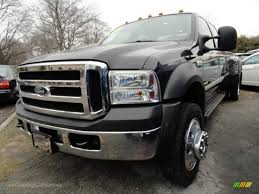 ford f550 for sale 2007 ford f550 duty lariat crew cab 4x4 dually in black