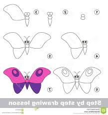 butterfly by drawing butterflies how to draw a butterfly