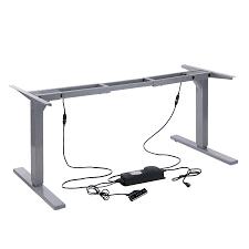 Electric Height Adjustable Desk Frame by Co Z Electric Height Adjustable Desk Base Sit To Stand Office Desk