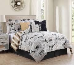 Amazon Com Comforter Bed Set by Eiffel Tower Comforter Set Ballkleiderat Decoration