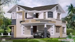 small villa house plans india youtube