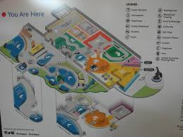 Map Of Vancouver Canada Things To Do And Attractions In Vancouver Canada Singapore