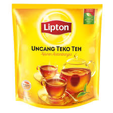 Teh Lipton lipton yellow label pot bag 80 uncang teko 11street malaysia