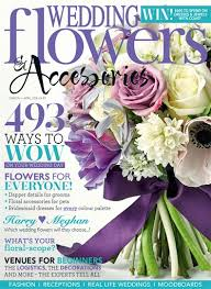 wedding online inside the latest issue of wedding flowers