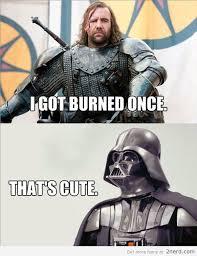 Star Wars Nerd Meme - game of thrones vs star wars http 2nerd com memes game thrones