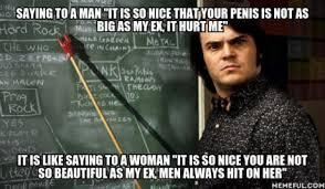 Big Ego Meme - meme dont hurt a man s ego steemit