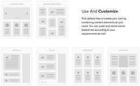 wireframes u0026 flowcharts kit free download ai psd sketch