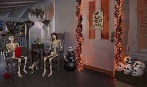high end halloween decorations spooky or sweet choosing a theme for halloween decorations