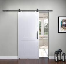 Barn Door Designs The Strength Of White Barn Door Hardware All Design Doors Ideas