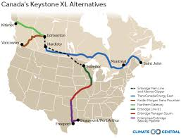 Northern Canada Map by Canada Pushes Ahead With Alternatives To Keystone Xl Climate Central