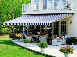 Backyard Awnings Ideas Backyard Patio Awnings Outdoor Furniture Design And Ideas
