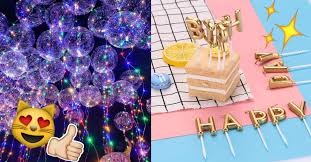 35 Things You Can Design - 35 things you can get under 15 for your next party shopee blog