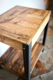 Diy Desk Legs Diy Desk Legs Build This Outdoor Table Featuring A Herringbone Top