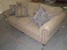 simmons antique memory foam sofa simmons upholstery 4277 pk s victoria sofa antique sears outlet
