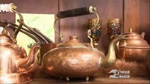 ustensile de cuisine en cuivre ancien cuivre chaudron pot afrique du nord orient datation difficile