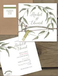 wedding invitations online australia the gumtree flat card invitation online australia lilykiss