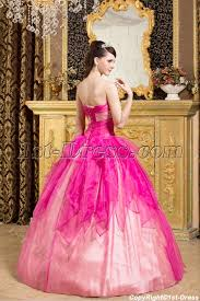 quinceanera pink dresses hot pink sweet 15 quinceanera dresses 1st dress