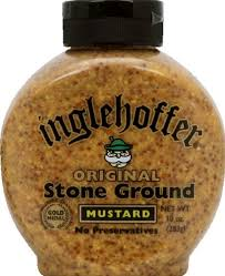 inglehoffer sweet hot mustard yellow ground mustard review inglehoffer