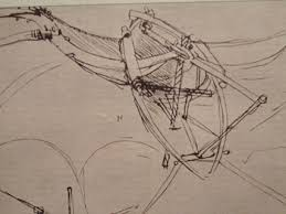 archive itp 35 drawings of a flying machine by leonardo da