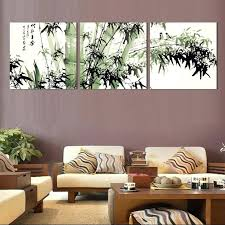 wall ideas bamboo canvas wall art bamboo acrylic wall art decor bamboo wall art designs bamboo wall art stickers aliexpresscom buy fashion large canvas art cheap modern