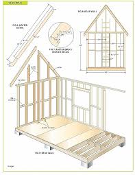 wooden house plans astonishing duck house plans instructions gallery best