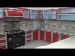 Aluminum Kitchen Cabinets Aluminium Kitchen Cabinets In Karachi Youtube