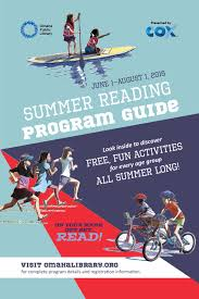 summer reading program guide by omaha public library issuu