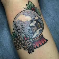 best 25 christmas tattoo ideas on pinterest winter tattoo