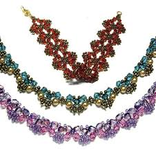 necklace pattern collection images 157 best right angle weave raw patterns images jpg