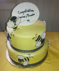 bumble bee baby shower that party