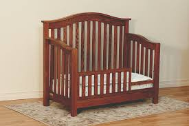 Conversion Cribs Beds Convertible Cribs Amish Custom Furniture