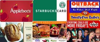 restaurant gift cards domesti tech everything from coffee makers to surfing