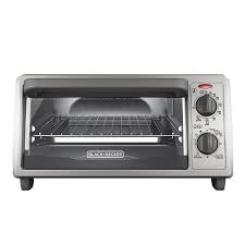 Toaster Oven Broil Black Decker To1322sbd 4 Slice Toaster Oven Includes Bake Pan