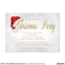 christmas party invitations time for the holidays