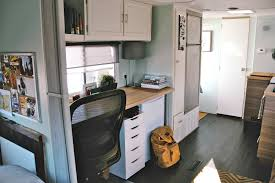 27 amazing rv travel trailer remodels you see rvshare com