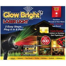 glow show bright laser light show with remote tripod and stake