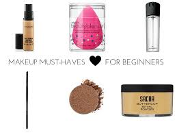 makeup must haves for beginners